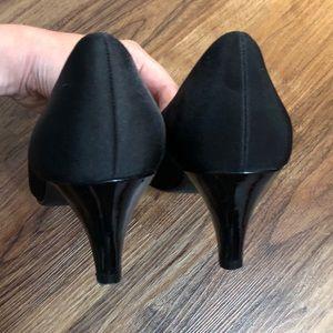 8ce2af32b21 Abella Shoes - Abella Sahara Pump - Black - Women s Size 11
